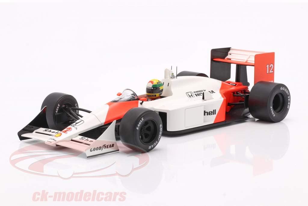 Voiture de modélisme McLaren MP4/4 - 1/18 Premium X (ck-modelcars.de)