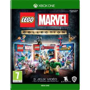 Jeu Lego Marvel Collection sur Xbox One