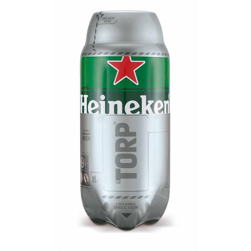 Fût de bière Heineken Torp 2L gratuit (au lieu de 7.90€)