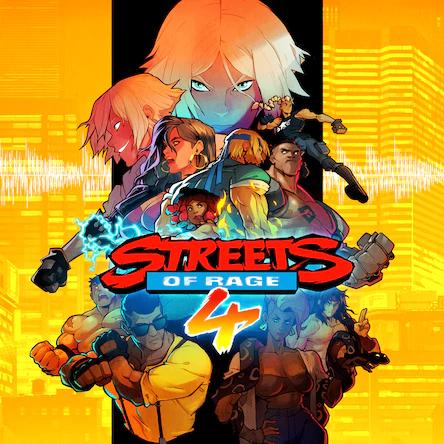 Jeu Streets Of Rage sur PS4 (Dématérialisé)