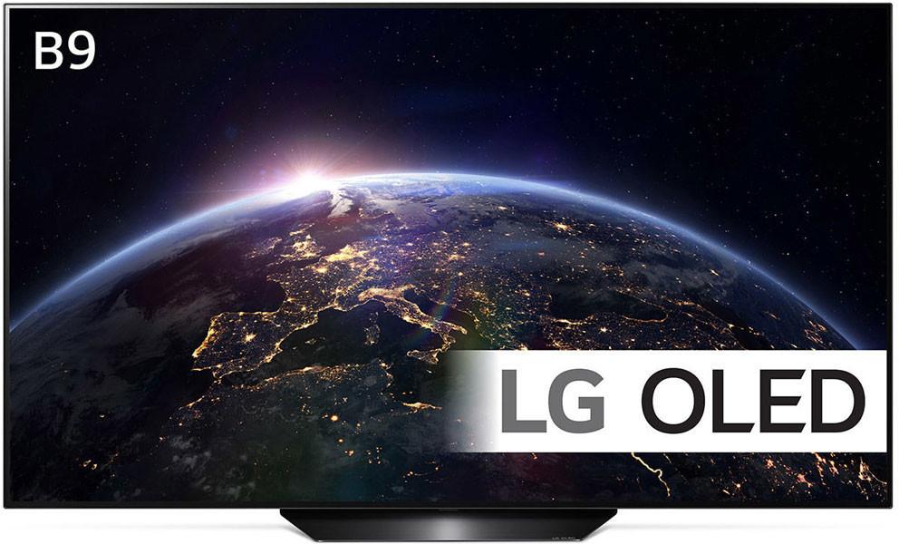 """TV 55"""" LG OLED55B9S - OLED, 4K UHD, Dolby Vision, Dalle 100 Hz, HDMI 2.1, VRR (+ 54.95€ en Rakuten Points) - Boulanger"""