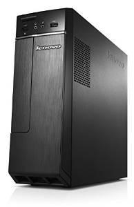 PC de bureau Lenovo H30-00 (Celeron J1800, 2,58 GHz, 4 Go RAM, 1 To HDD, GeForce GT 705, sans OS)