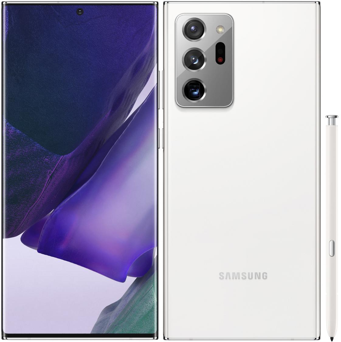 "Smartphone 6.9"" Samsung Galaxy Note 20 Ultra 5G - 256 Go"
