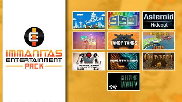Immanitas Entertainment Pack - 10 jeux sur PC (Dématérialisés - Steam)