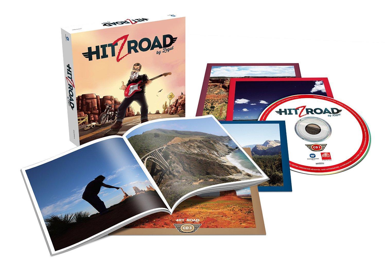 [Adhérents] Précommande: Coffret 4 CD Hit Z Road by Zegut + Livret (+ 5€ en chèque cadeau)