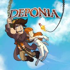 Deponia, Chaos on Deponia ou Deponia Doomsday sur PS4 (Dématérialisé)