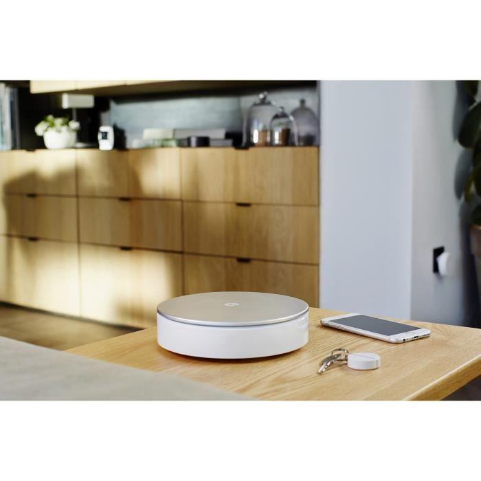 Alarme maison sans-fil connectée Somfy Myfox Home Alarm
