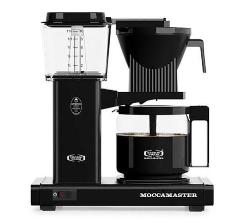Cafetière filtre Moccamaster HBG - 1,25L