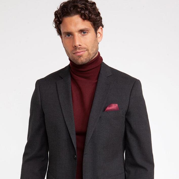 Sélection de vestes en promotion - Ex: Veste homme coupe ajustée Dolcegri