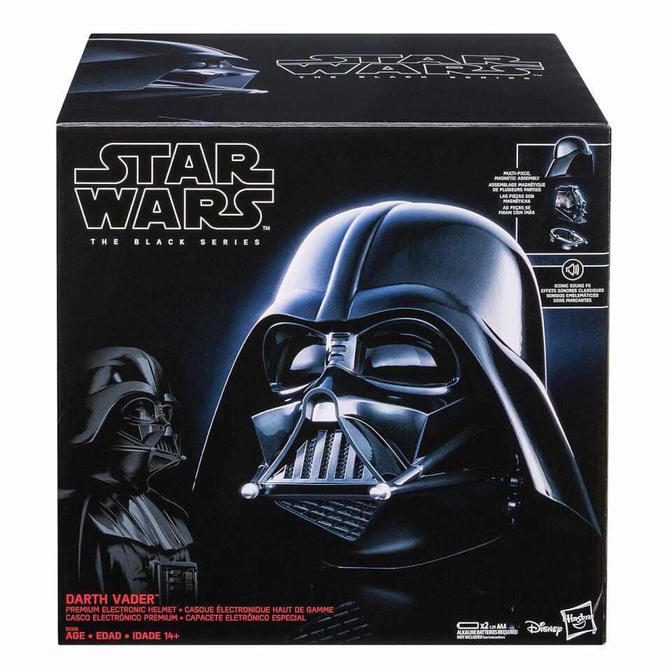 Casque électronique Star Wars Dark Vador Hasbro