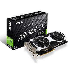 Carte graphique MSI GeForce GTX 980 4GD5T OC + Tom Clancy's The Division (PC)