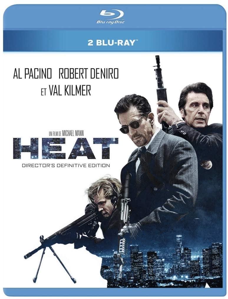 Film Blu-Ray Heat