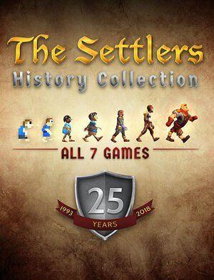 The Settlers History Collection (7 jeux) sur PC (Dématérialisés)