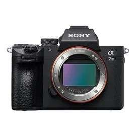 Appareil photo numérique hybride Sony Alpha 7 III - 24.2 Mpix, Exmor R CMOS, boîtier nu (+ 149.99€ en Rakuten Points)