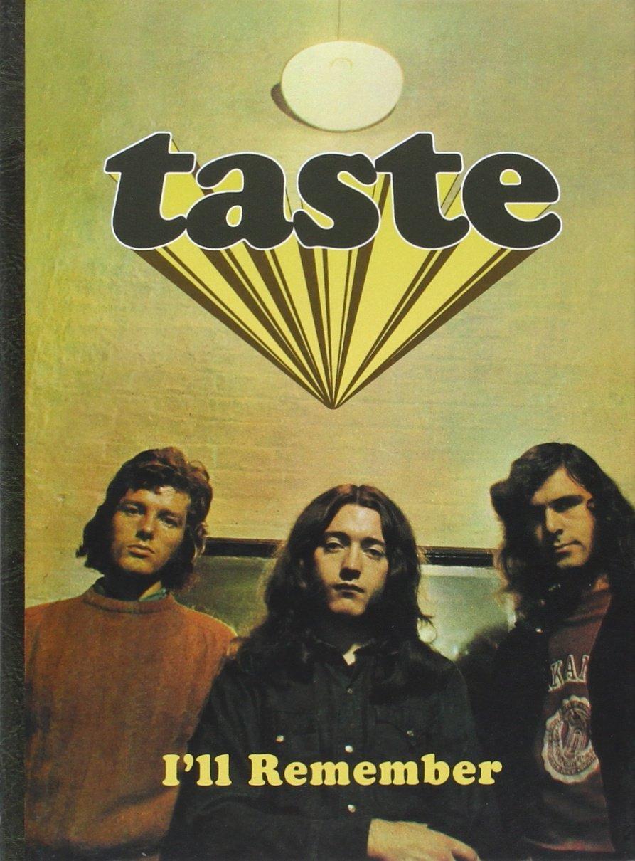"""Coffret Album 4 CD - Taste """"I'll Remember"""""""