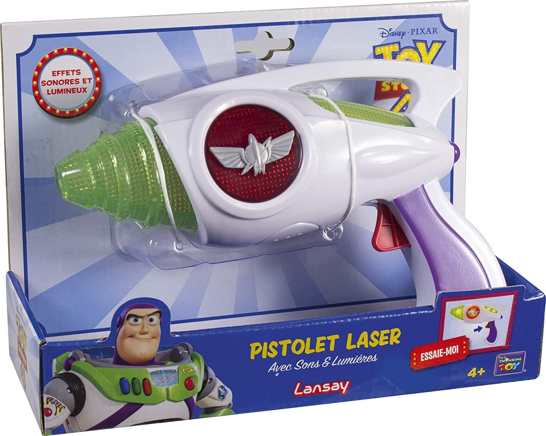 Jouet Lansay Toy Story 4 - Pistolet Laser de Buzz Ranger de l'espace