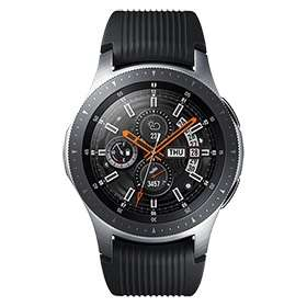 Montre Samsung Galaxy Watch 4G - Gris Acier, 46 mm