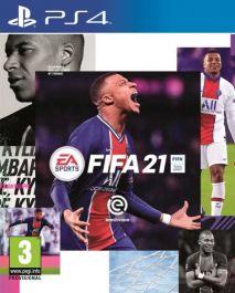 FIFA 21 sur PS4 et Xbox One