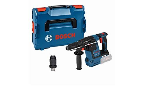 Perforateur sans-fil Bosch Professional 18V GBH 18V-26 F - Mandrin Interchangeable SDS Plus, L-BOXX (Sans batterie / Chargeur)