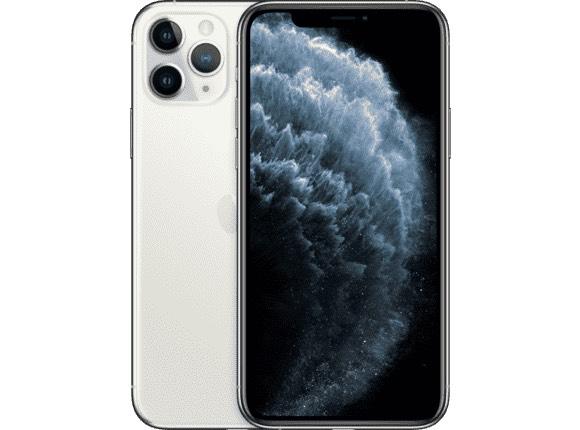 "Smartphone 5.8"" Apple iPhone 11 Pro - 64 Go, Argent (Frontalier Suisse)"