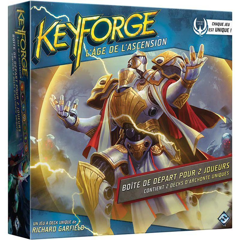 KeyForge : L'Âge de l'Ascension (parkage.com)