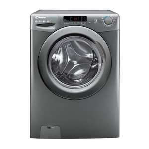 Lave-linge frontal Candy CS1292DRRE- 9 kg, 1200 trs/min, A+++, anthracite