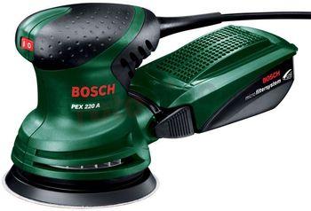 Ponceuse excentrique Bosch PEX 220 A (rotopino.fr)