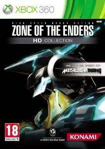 Zone of the Enders: HD Collection (Xbox 360) - import anglais
