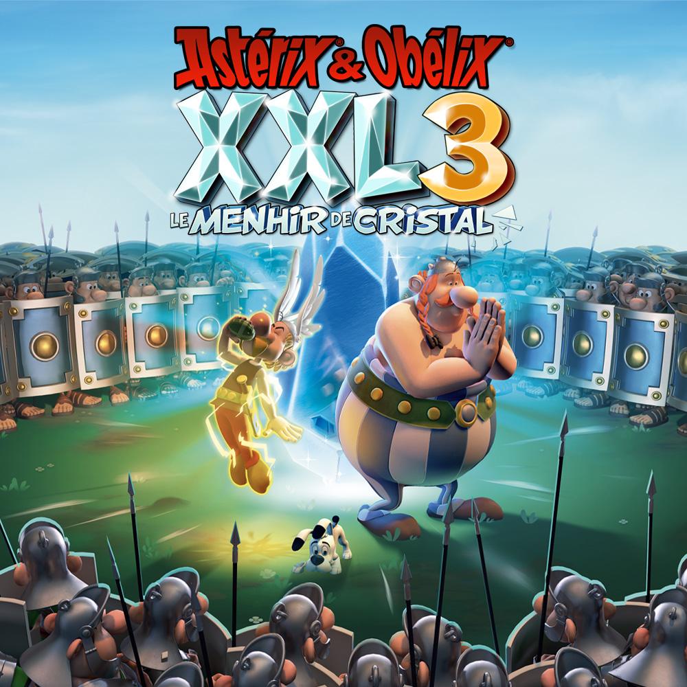 Sélection de jeux en promotion - Ex: Astérix & Obélix XXL3: Le Menhir de Cristal sur Nintendo Switch (Dématérialisé)