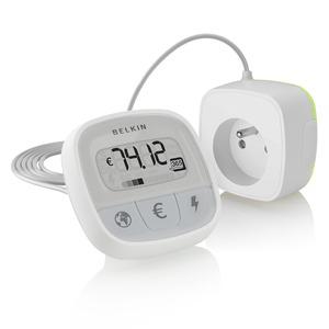 Compteur de consommation d'énergie Belkin Conserve Insight avec afficheur digital
