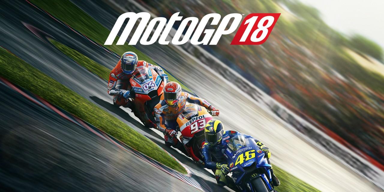 MotoGP 18 sur Nintendo Switch (Dématérialisé)
