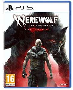 Werewolf: The Apocalypse Earthblood sur PS5