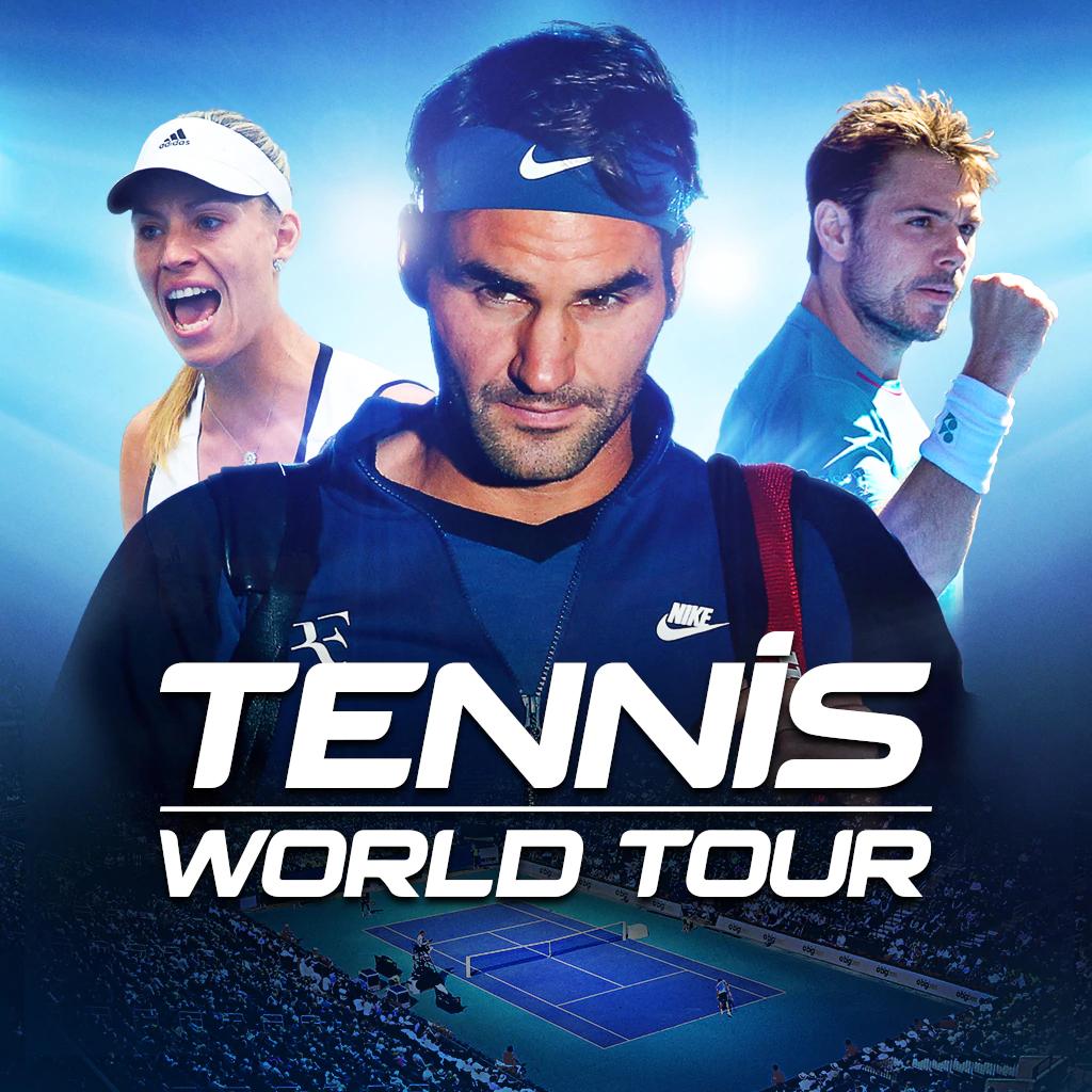 Tennis World Tour sur PS4 (dématérialisé)