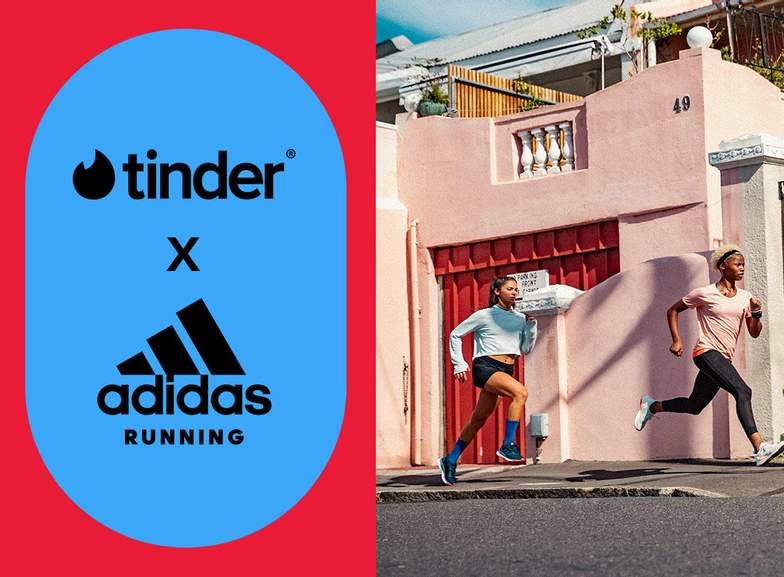 1 Mois de Tinder Gold offert en courant 7 Km (Via l'application Adidas Running)
