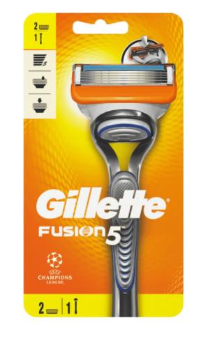 Rasoir Gillette Fusion5 + 2 lames