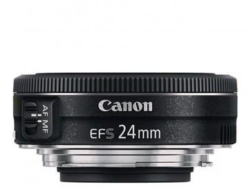 Objectif photo Canon EF-S 24mm f/2.8 STM (photogalerie.com)