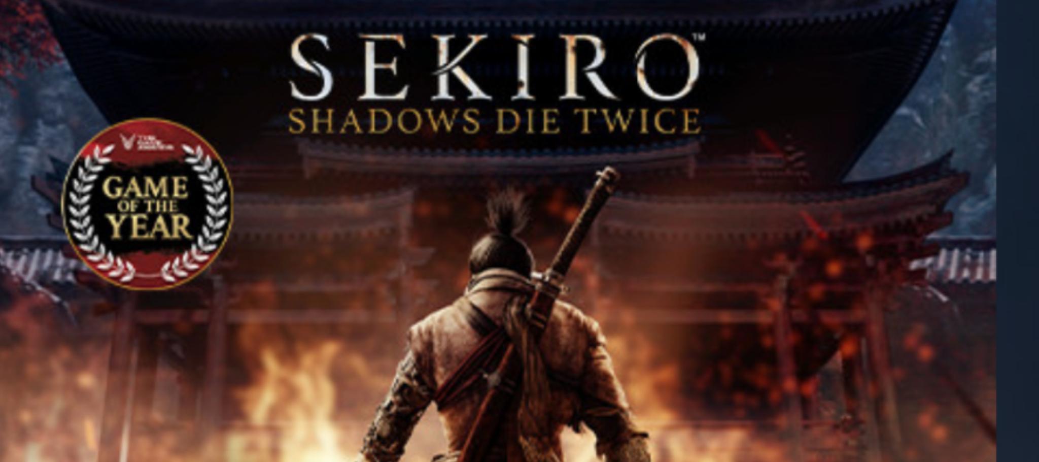 Jeu Sekiro: Shadows Die Twice sur PC - GOTY Edition (Dématérialisée - Steam)