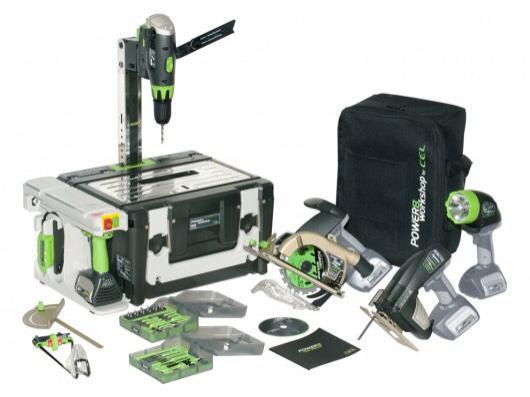 Mini-atelier multifonction sans fil Power8 WorkShop