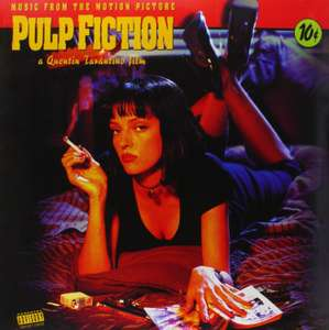 Vinyle de Pulp Fiction