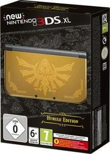 Console Nintendo New 3DS XL - Édition Hyrule