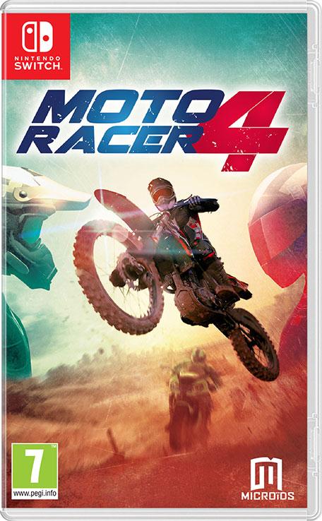 Jeu Moto Racer 4 sur Nintendo Switch (Dématérialisé)