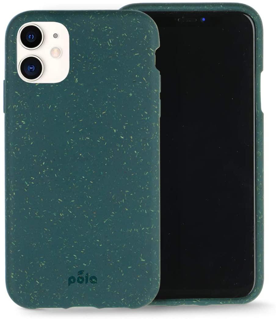 Sélection de coques Pela Ecofriendly pour iPhone - Ex : Pour XS Max (Coloris au choix)