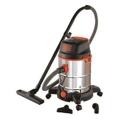 Aspirateur eau et poussière Black & Decker - 1600W / 30L
