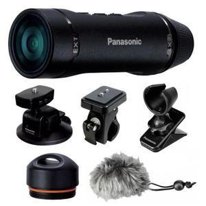 Camera Sport Panasonic HX-A1 noir + Accessoires (divers packs dispo)