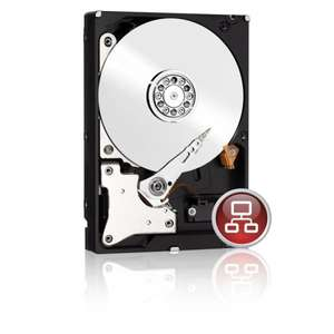 "Disque dur interne Western Digital Red 2To 3,5"" (9.90€ de port)"