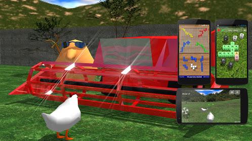 Jeu Chicken Tournament gratuit sur Android