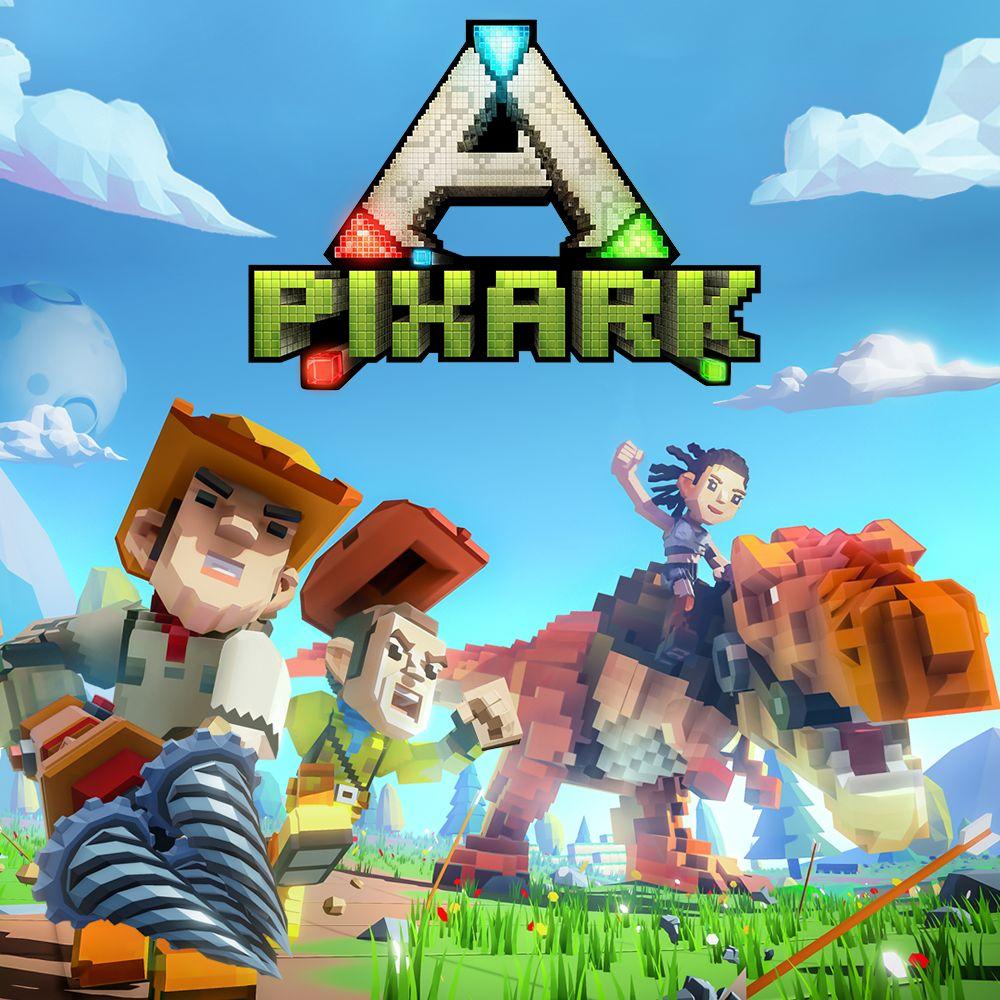 PixARK sur Nintendo Switch (Dématérialisé)