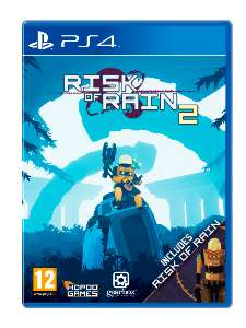 Jeu Risk Of Rain 2 sur PS4 (Risk Of Rain 1 inclut)