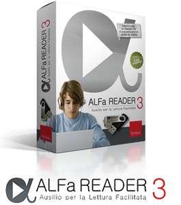 Licence à vie pour AlfaReader offerte sur PC (dématérialisé - 1 poste)