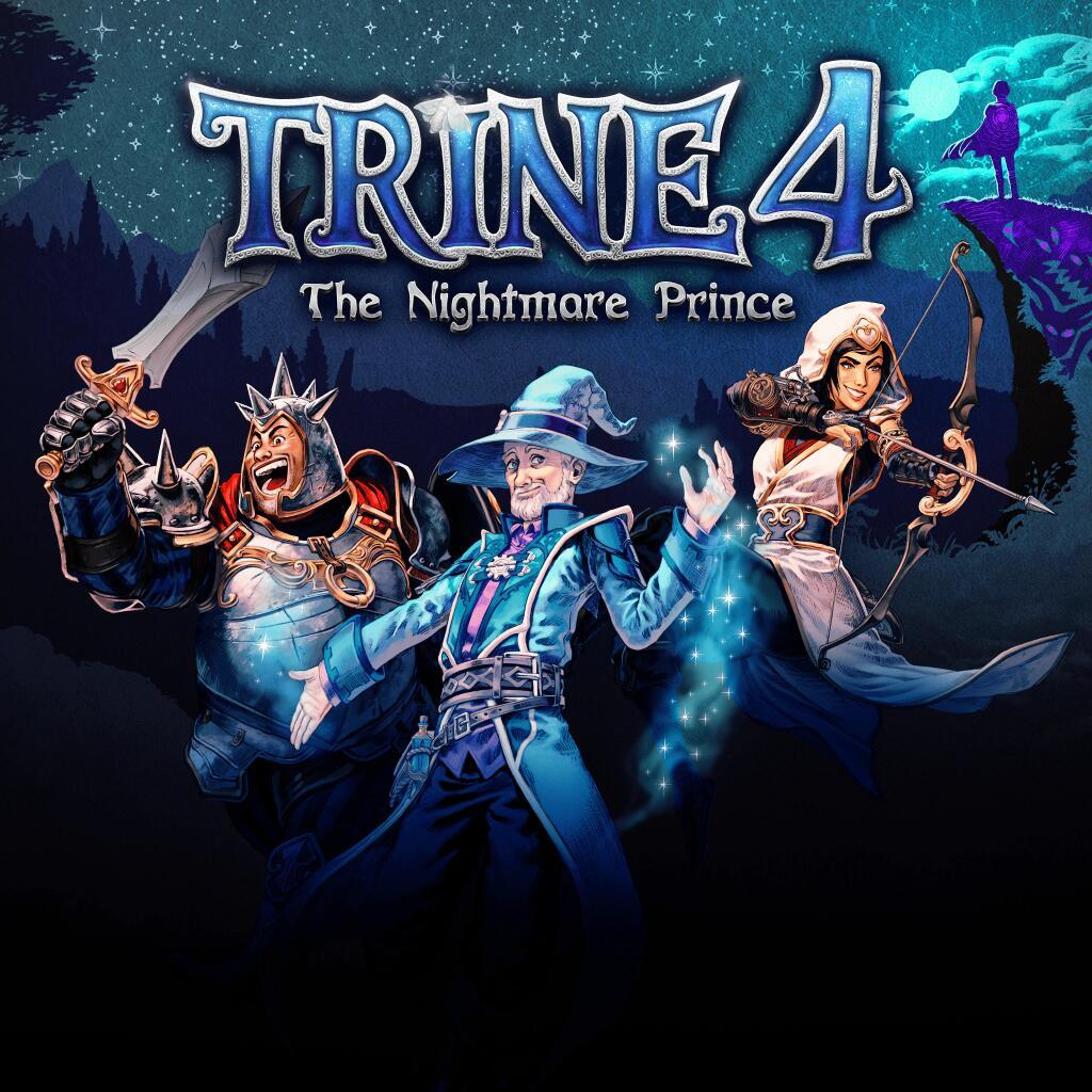 Trine 4: The Nightmare Prince Sur PC (Dématérialisé - Steam)